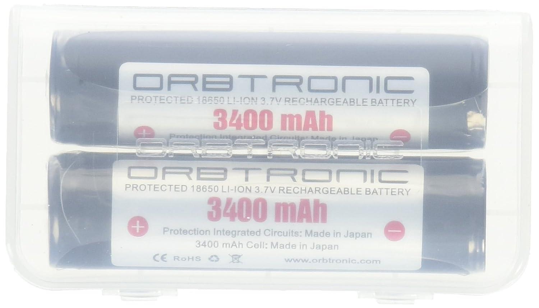 Orbtronic Protected 3400mAh