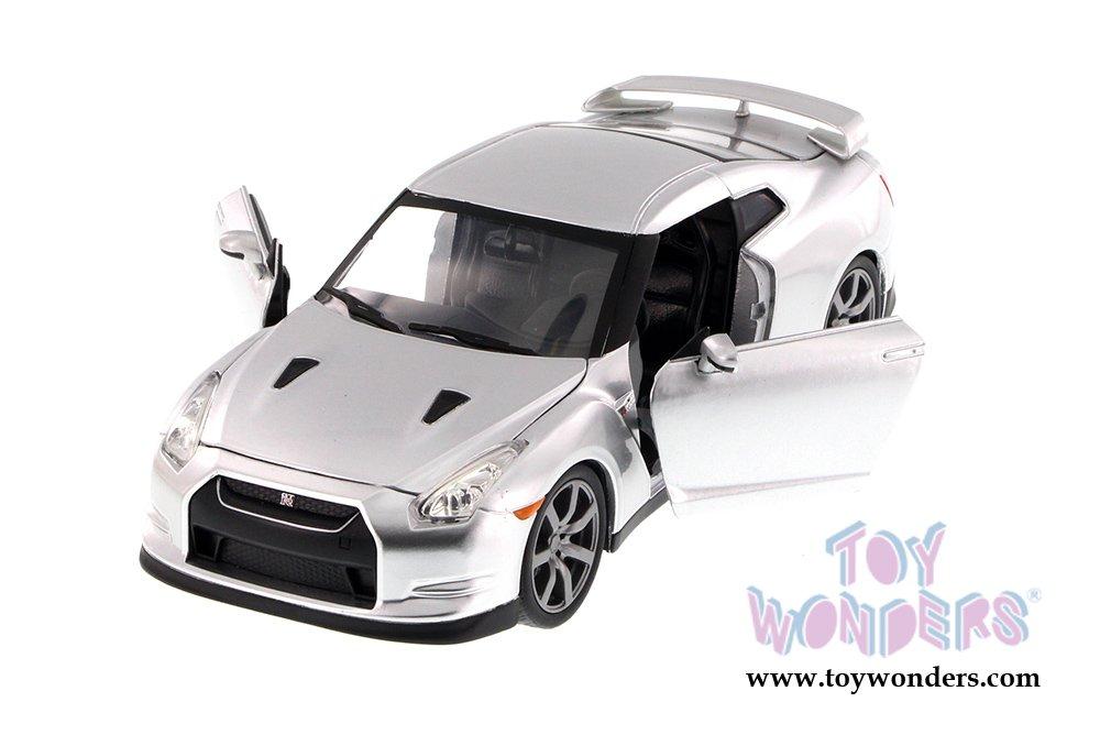 97213 Jada Toys Fast & Furious – 48845 C782 Brian 's Nissan Gt rハードトップ97216 1 / 24スケールDiecastモデルCar 1s4 N1dfn32車モデルdpaka23 97213 Jada q852 m2z1pおもちゃFast & Furious – B B016D43QES