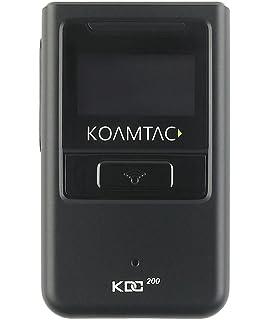 Amazon com : Opticon Bluetooth Wireless Barcode 1D Laser Scanner OPN