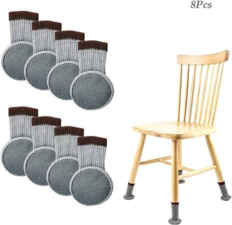 Chair Leg Socks Non-slip Furniture Socks Chair Leg Floor Protector Cover