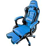 Raidmax Drakon 709 Gaming Chair (Blue)