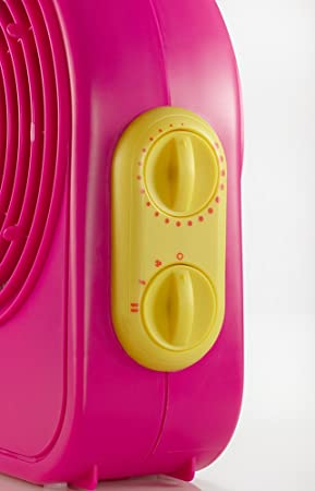 230 V 2000 W Olimpia Splendid 99524 Color Blast Termoventilatore Arancione