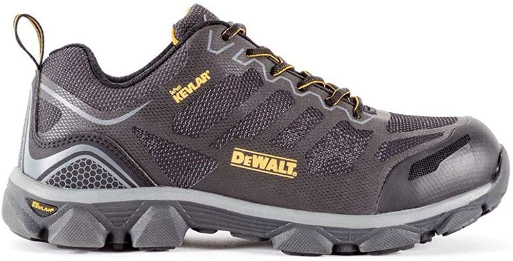 DEWALT Men's Crossfire Low Athletic Aluminum Toe Work Shoe, Style NO. DXWP10004