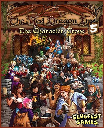 The Red Dragon Inn 5: The Character Trove (Inn 2 Red Dragon)