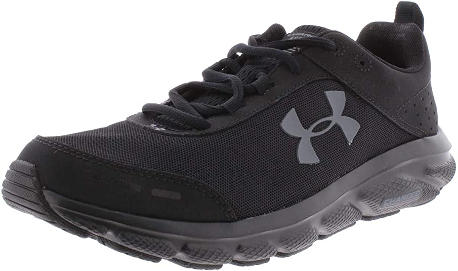 1. Under Armour Men's Charged Asserts 8 Running Shoe