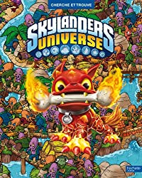 Skylanders universe : Cherche et trouve