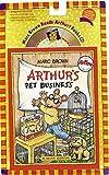 Arthur's Pet Business: Book and CD