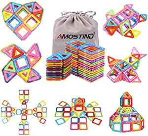 Sweepstakes: idoot Magnetic Blocks Building Set for…