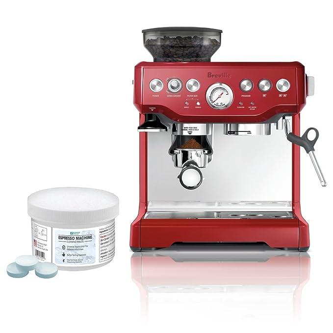 Amazon.com: Máquina de café expreso pastillas de limpieza ...