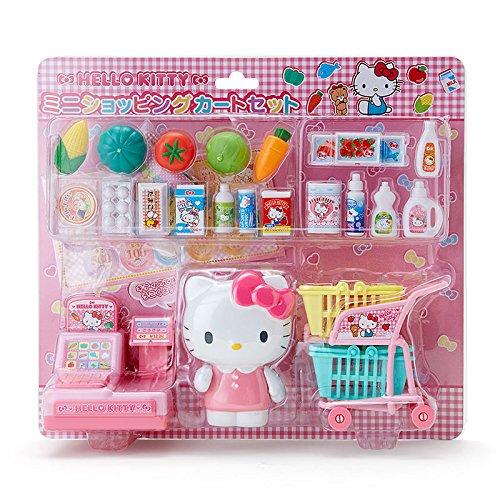 Sanrio Hello Kitty mini shopping cart pretend set From Japan - Shopping Outlet In Atlanta