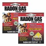 Pro-Lab Radon Gas Test Kit Clamshell