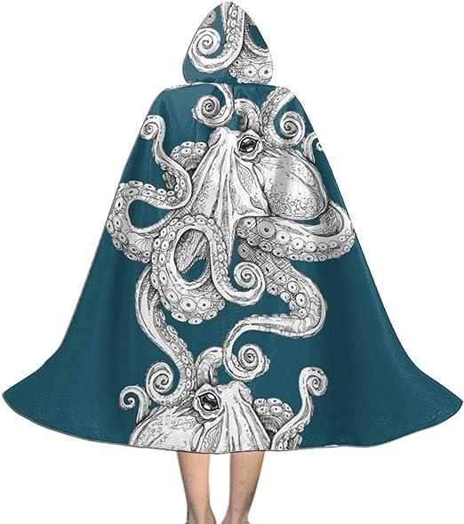 EWTHD Kraken Disfraz de Pulpo para Halloween, Disfraz de Cosplay ...