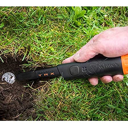 Blanco de TRX Diana pin-pointer impermeable con Holster y parche para planchar (- 800 - 0343: Amazon.es: Jardín