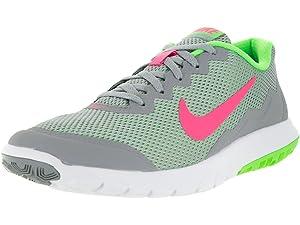 new concept 3b391 7bf3a Nike Men s Flex Experience RN (Wolf Grey Hyper Pink Vltg Grn White