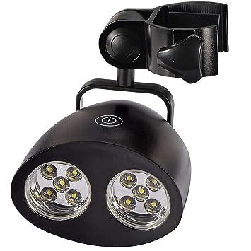 DELIBEST - Luz para Parrilla de Barbacoa con 10 Luces LED ...