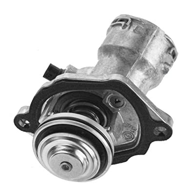 Aquiver Auto Parts New Thermostat w/Housing for Mercedes Benz C230 C280 C300 C350 E350 ML350 SLK350: Automotive