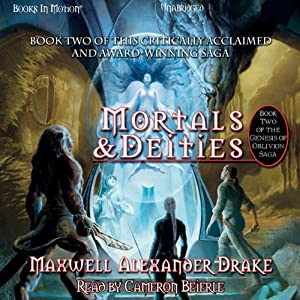 Mortals and Deities Audiobook