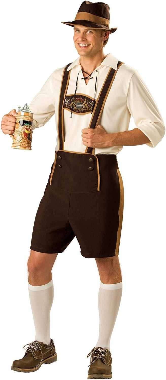 InCharacter Bavarian Guy Adult Costume
