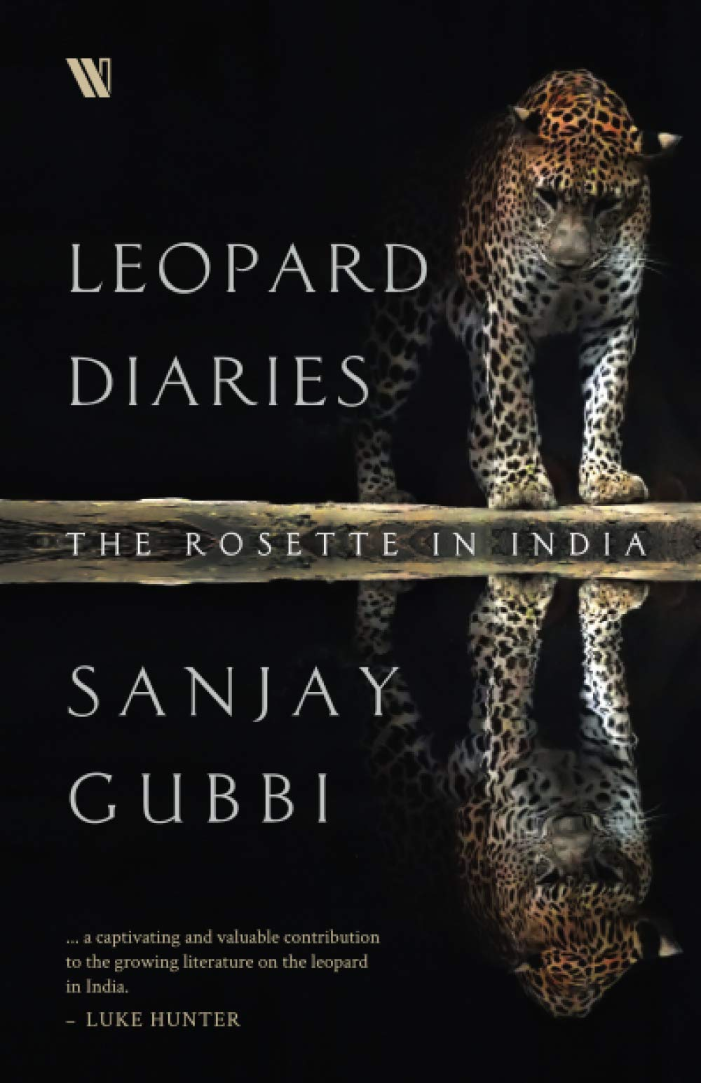School Megamart 2021: A book Titled 'Leopard Diaries – the Rosette in India' Released by Sanjay Gubbi