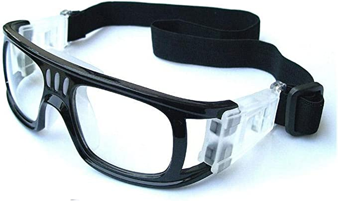 EnzoDate Basketball-Schutzbrillen sch/ützende Fu/ßball Brille Professional Sport Goggles M/änner Fu/ßball Gl/äser