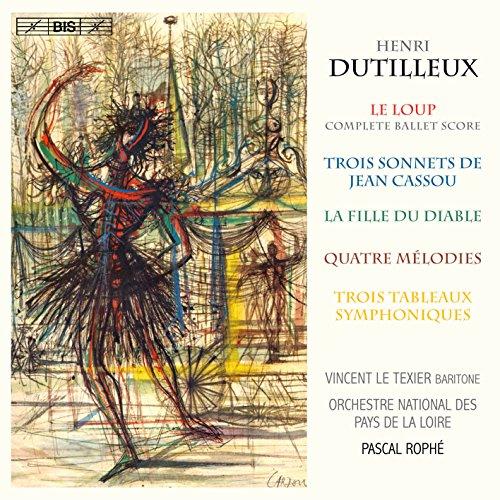 DUTILLEUX / TEXIER / ROPHE