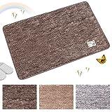 Indoor Doormat Super Absorbs Mud Absorbent Rubber Backing Non Slip Door Mat
