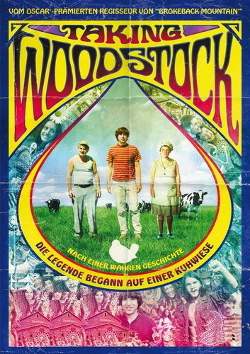 Taking Woodstock - Der Beginn einer Legende Film