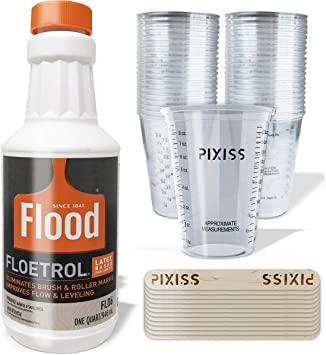 Amazon Com Floetrol Pouring Medium For Acrylic Paint Quart