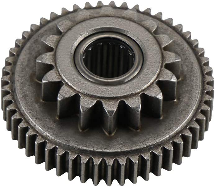 Nicecnc ATV Starter Idler Gear Replace Can-Am DS70 DS90 2008-2016 2017 2018 2019,V28100CJF000