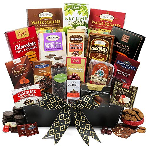 Chocolate Gift Basket Deluxe by GourmetGiftBaskets.com (Image #9)