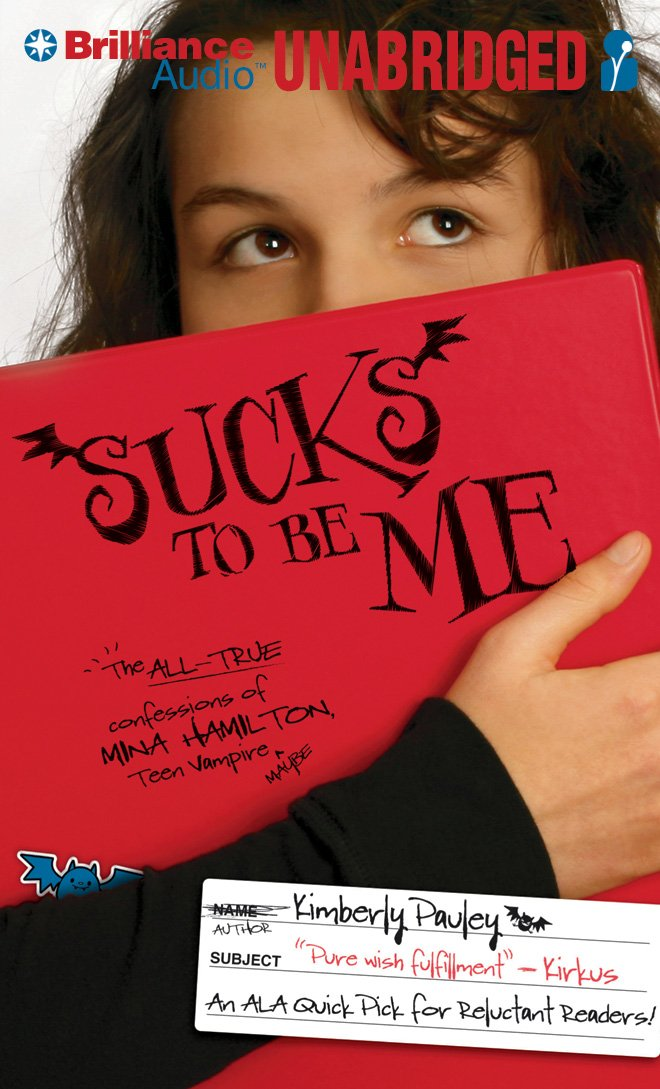 Download Sucks to be Me: The All-True Confessions of Mina Hamilton, Teen Vampire (maybe) pdf