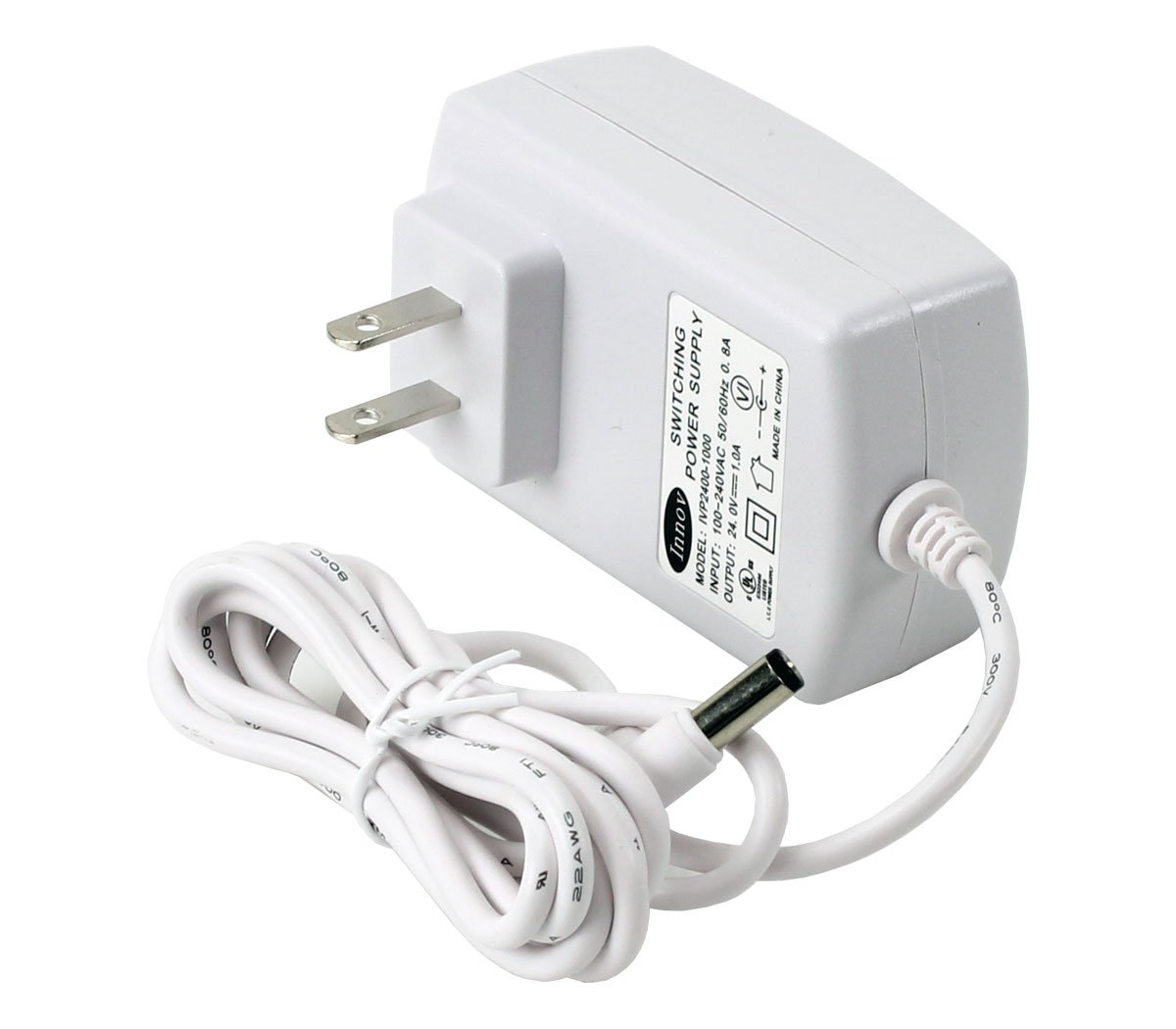 InvisiPure Wave Humidifier IP-2524 Replacement Part - Power Adapter
