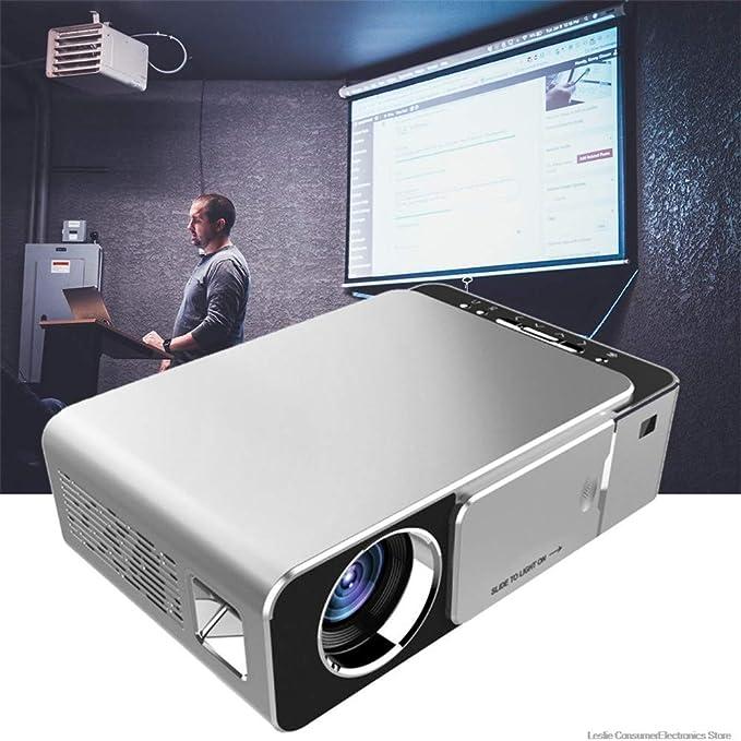 QLPP Mini proyector, portátil 720P Ministerio del Interior de la ...