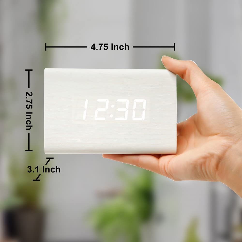 digital clock led