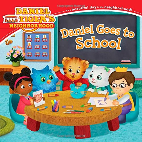 Daniel Goes to School (Daniel Tiger