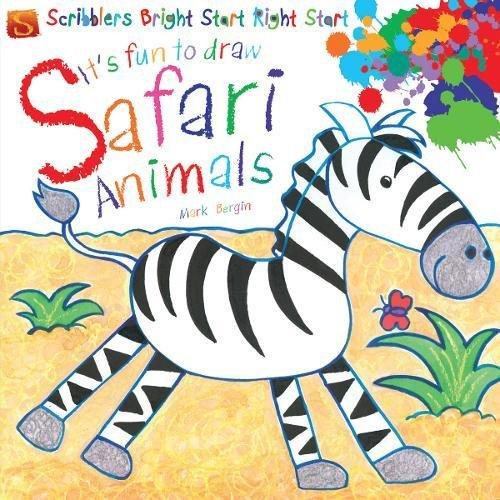 Download Safari Animals (Scribblers Bright Start Right Start) ebook