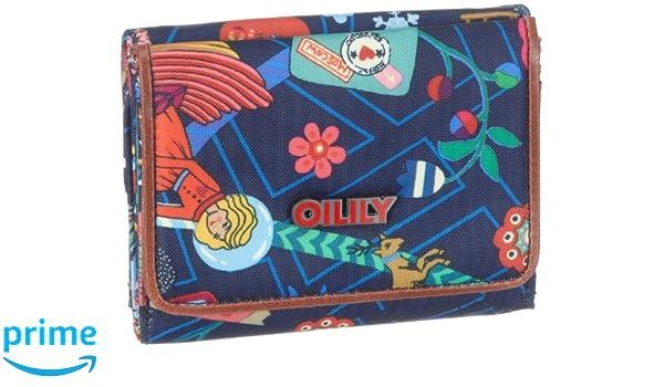 Oilily S Wallet OES1215-5003 - Monedero para niña, color ...