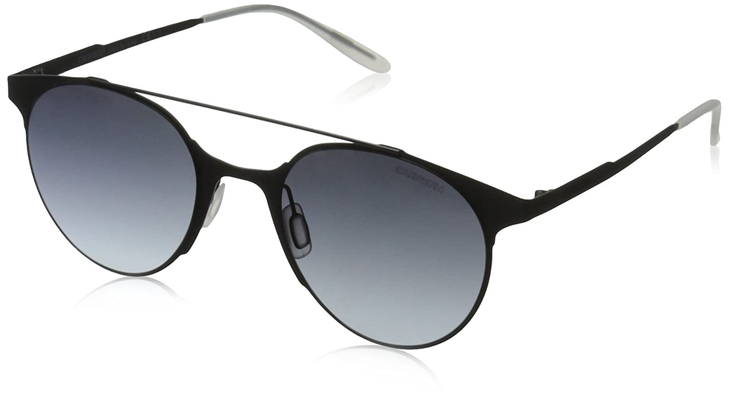 Carrera, Occhiali da Sole Unisex-Adulto Carrera 115/S HD 003 Nero (Matt Black/Grey SF) 50 CA115S