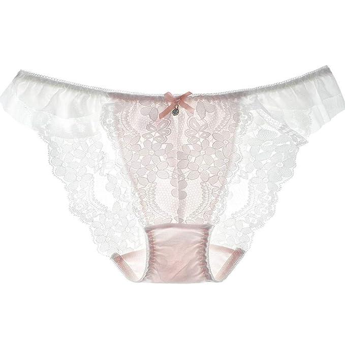 H-M-STUDIO Ropa Interior Femenina Ropa Interior Sexy Encaje Femenino De Verano Pantalones Triángulo Pantalones