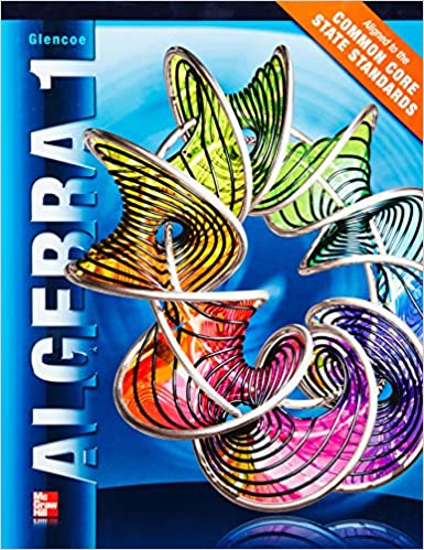 Algebra 1 Student Edition MERRILL ALGEBRA 1 McGraw Hill
