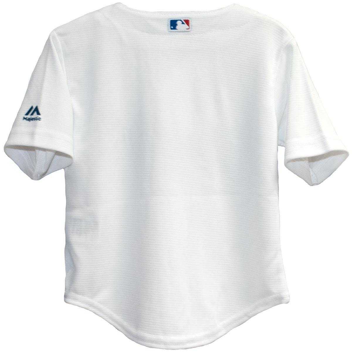 a4d02a7d949 Amazon.com   Majestic Toddler Home Replica Jersey - LA Dodgers - 3T   Sports    Outdoors
