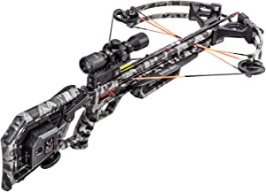 Wicked Ridge Invader 400 Crossbow with Acudraw, Pro View Scope Package