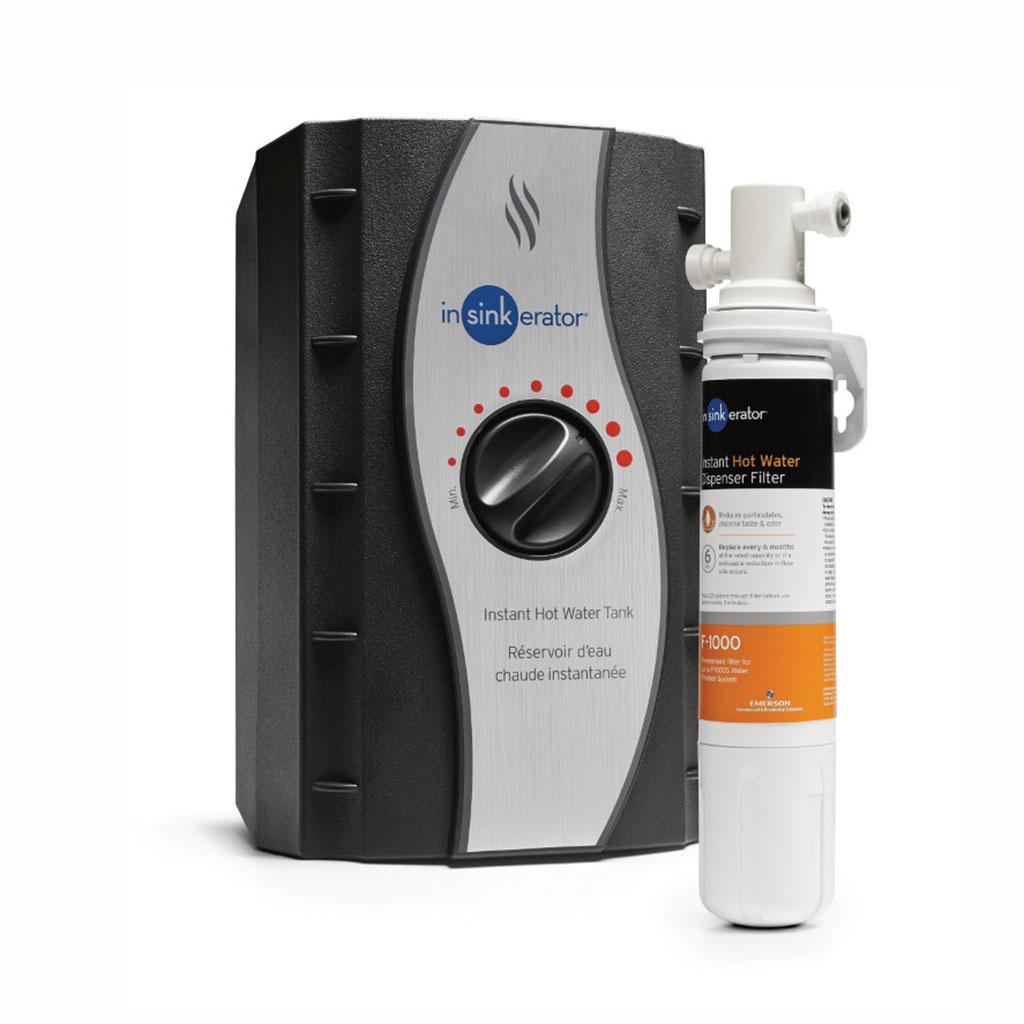 Best Instant Hot Water Systems : Insinkerator hwt f s hot water tank and filtration