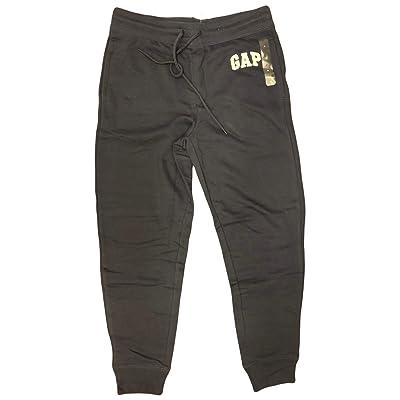 GAP Men's Pocket Sweatpant (Navy, S) at Men's Clothing store