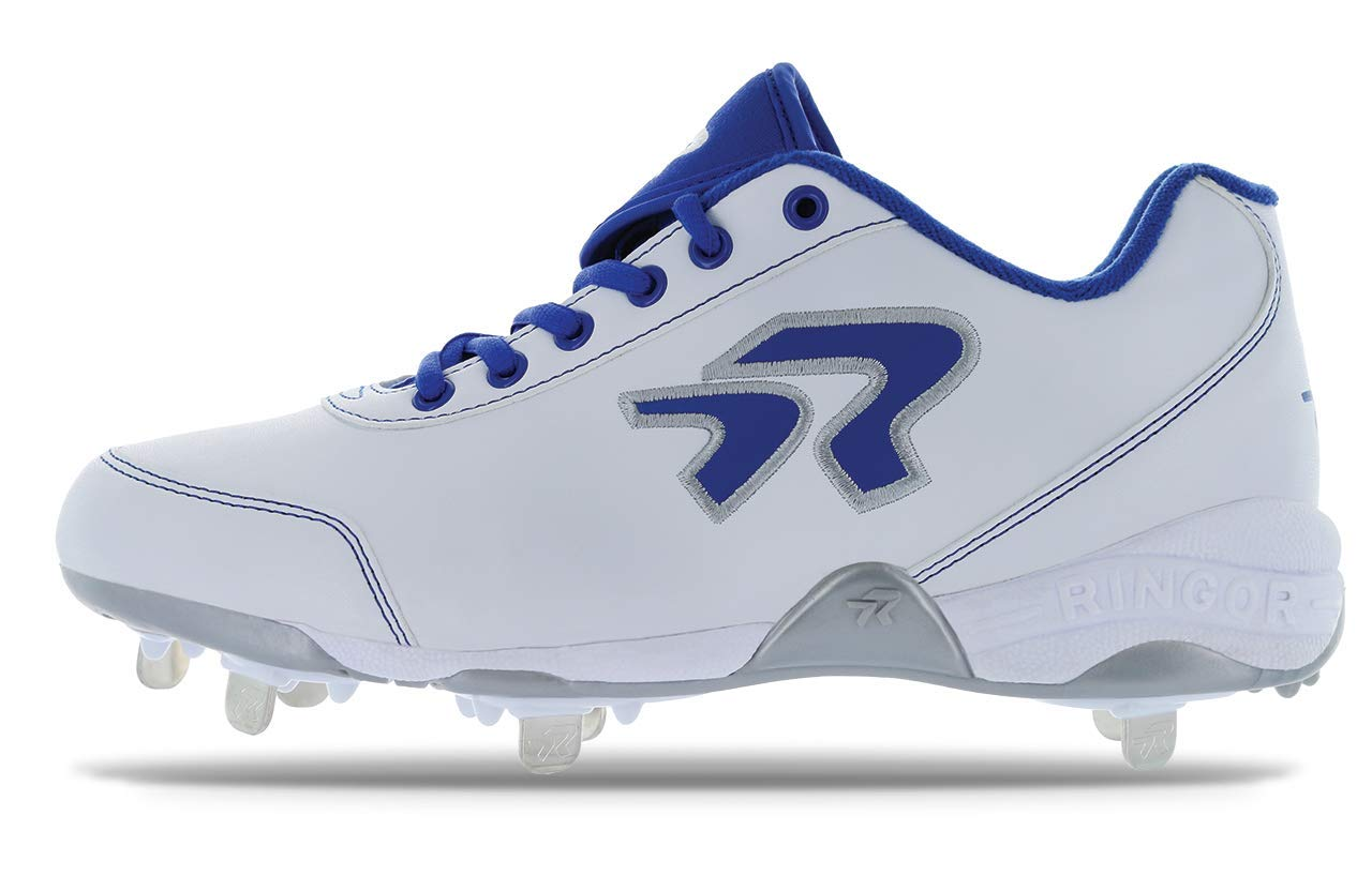Ringor Bandit Spike 2.0 White-Royal 11.5 by Ringor