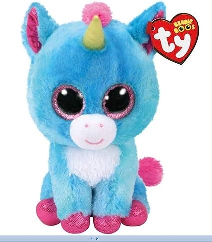 6/'/' STITCHES The Unicorn Stuffed Plush Animals Ty Beanie Boo/'s Exclusive