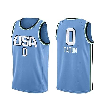 NBALL-HU Camiseta Sin Mangas Azul De Baloncesto para Hombre ...