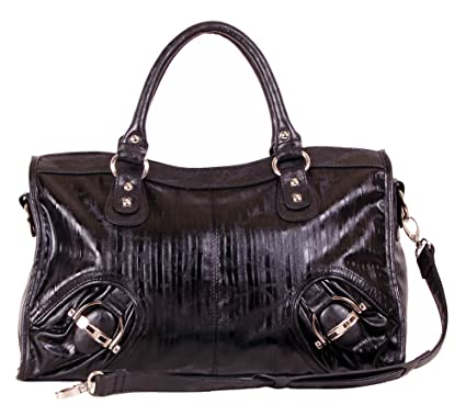 7dcf7220fb59 Image Unavailable. Image not available for. Color  Candice High Quality Women  Fashion Handbag Shoulder Bag Purse Totes Satchel Clutches Hobos ...