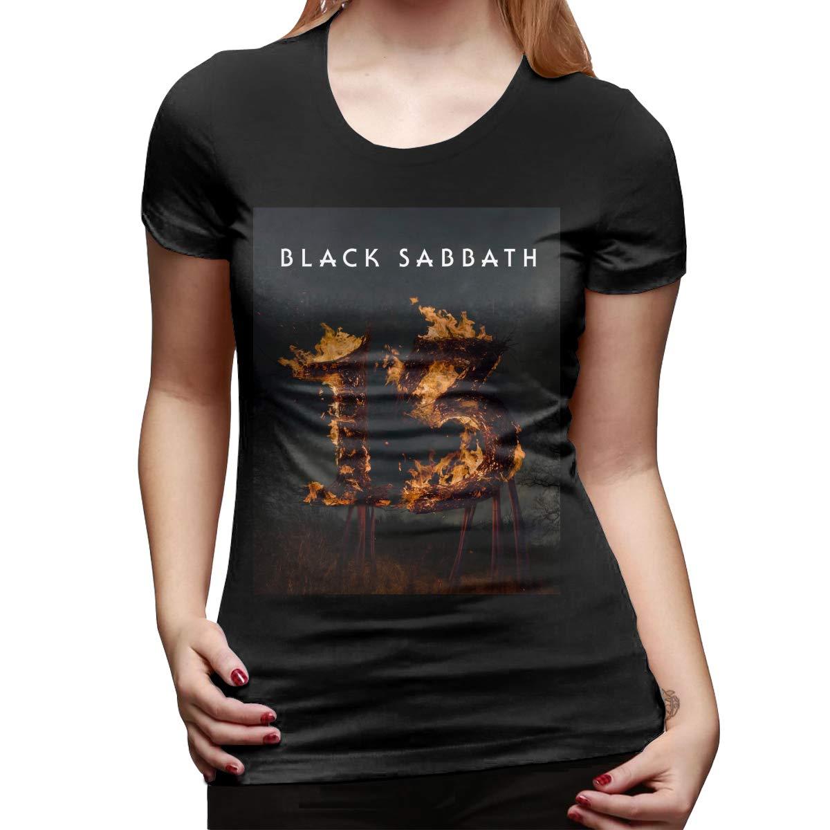 Black Sabbath 13 2013 Fashion Short Sleeve T Shirt