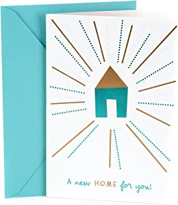 Hallmark Housewarming Card (New Home for You)
